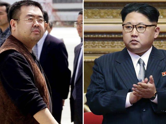 Le demi-frère de Kim Jong Un, Kim Jong Nam, tué avec l'agent nerveux VX, aurait été un informateur de la CIA