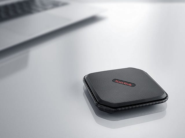 SanDisk's Ultra-Fast Portable SSDs Have Never Been Cheaper