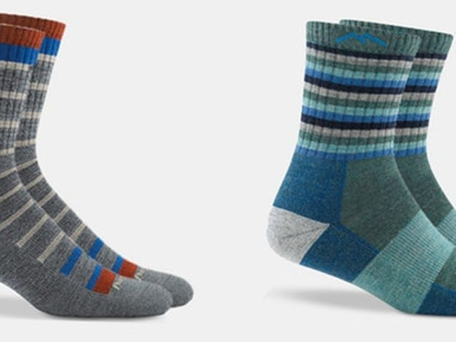 Get A Two-Pack Of One of Your Favorite Socks For $31