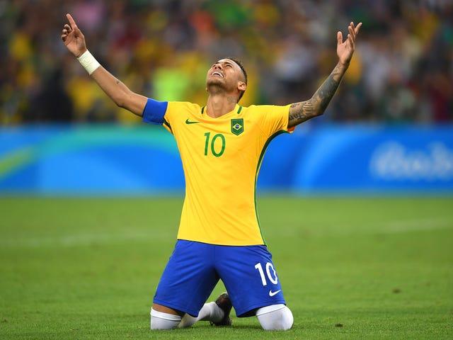 Brazil Memenangi Emas Sepak Bola Kejuaraan Pertama mereka dalam Penalti Penalti
