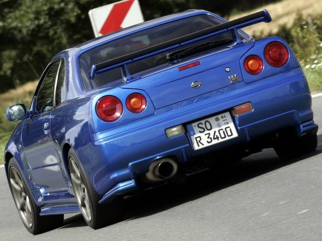 Nissan refait des pièces de moteur pour la RB26 de Skyline