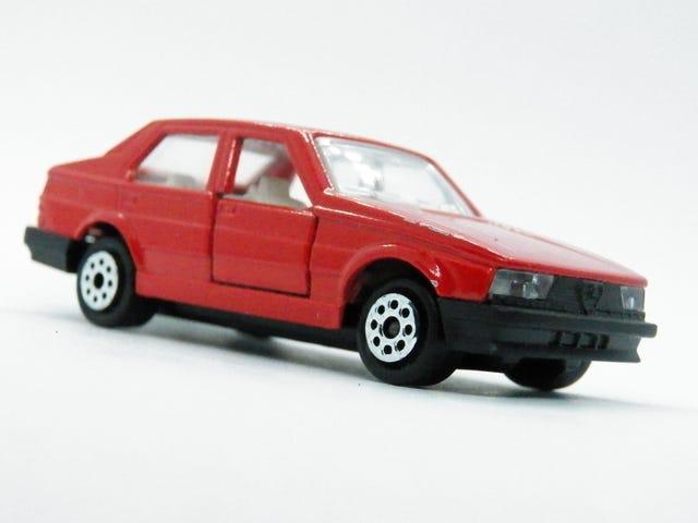 Majorette 1:64 Alfa Romeo Alfa 75