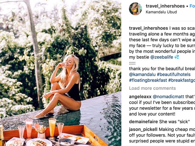 Instagram Influencer Opladet $ 500 for Social Media Master Class Scam: 'Jeg ville have prisen til at være smertefuld'