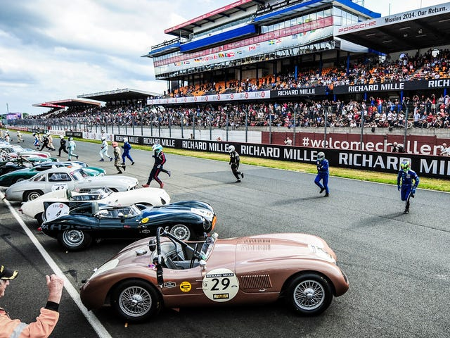 The 'Official' Le Mans Classic Planning Post