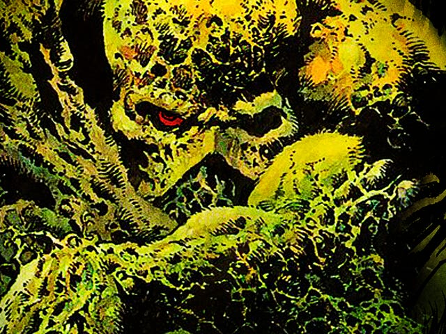 ASwamp Thing Show Will Soon Be Slithering Its Sexy Way to Your TV Thanks to James Wan