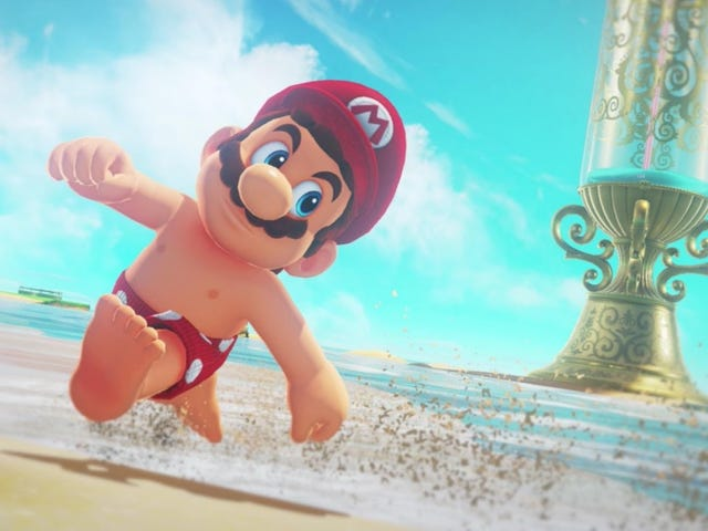 <i>Super Mario Odyssey</i>, Six Months Later