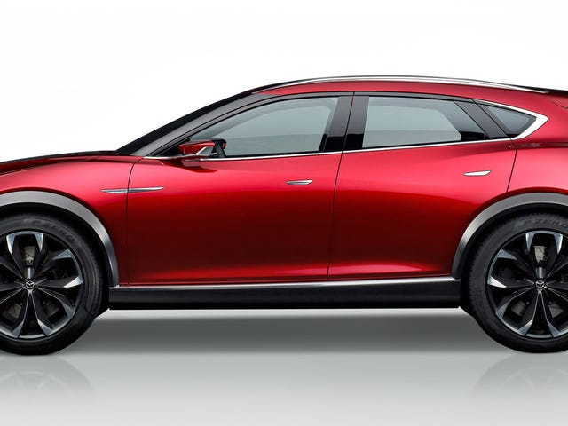 Mazda Is Planning Another Crossover For The American Market Because Money: Report