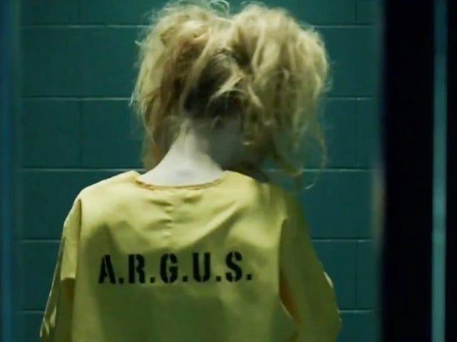 <i>Arrow</i> відмінити SUS літаки з Harley Quinn портом сукциди