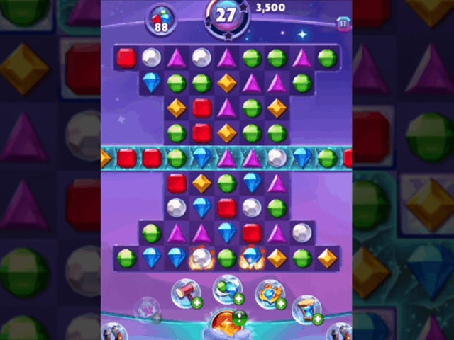 <i>Bejeweled</i> Is So Over <i>Candy Crush Saga</i>'s Bullshit