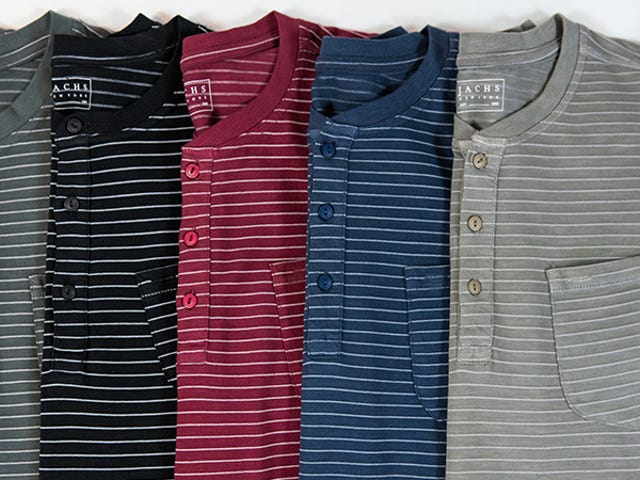 Take 60% Off Jachs' Cotton Knits Including Polos, Tees, & More (From $18)