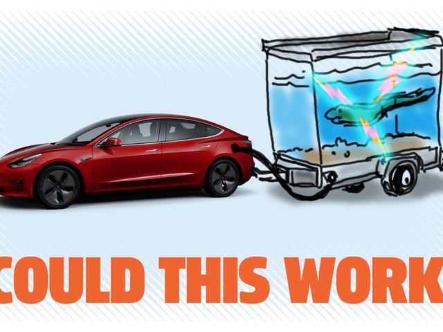 ลองดูว่าการใช้ปลาไหลไฟฟ้าเพื่อชาร์จ Tesla ของคุณเป็นความคิดที่ดีหรือไม่