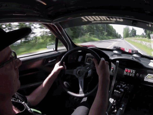 A Ferrari 458 V8-Swapped Toyota GT86 Is The Best Road Car Ever Even If You Get Pulled Over