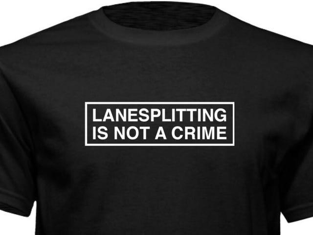 Então eu fiz uma camisa ...