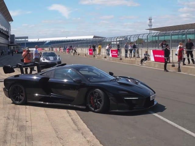Bir McLaren Senna İsterseniz Yerine Bir McLaren 650S GT3 Almak