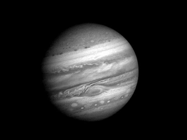 Juno-rumfartøjet afslører nogle forfærdelige ting om Jupiters mystiske indre