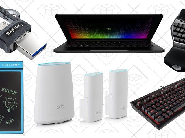 Amazons enorma One-Day Tech Sale har något för alla