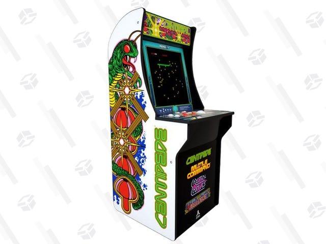 Consigue a papá un gabinete Arcade1Up para su cueva del hombre, solo $ 175 hoy
