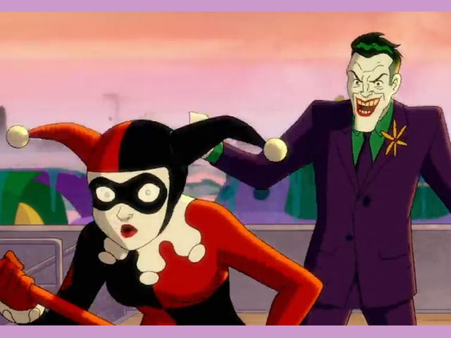 Why It Makes Perfect Sense for Harley Quinn to Be Sweary as Fuck