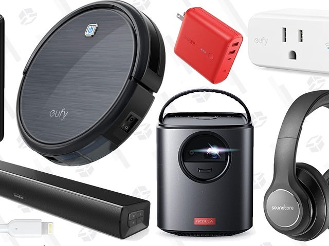 Here Are All of Your Prime Day Anker Deals