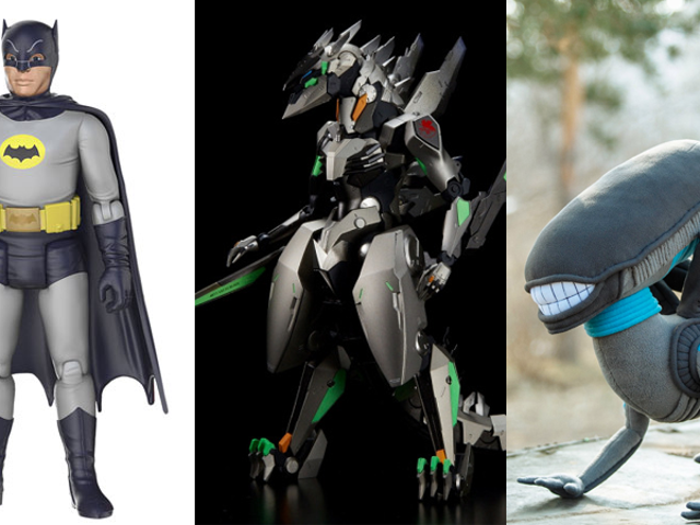 An Incredibly Cool Mecha Godzilla, and More of the Best Toys We've Seen This Week