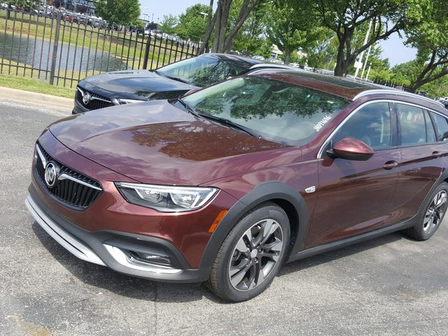 Buick Regal TourX The test drive Oppo Review