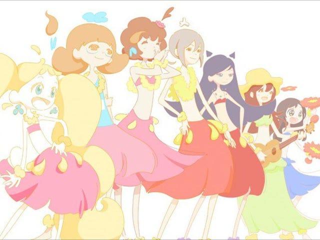 Anime Flying Babies vil premiere i januar