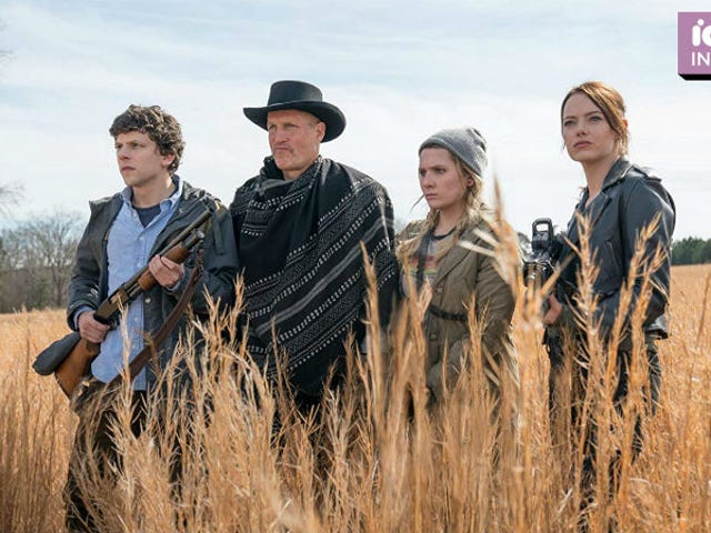 The Zombieland: Double Tap Credit Scene Was Originally Completely Different