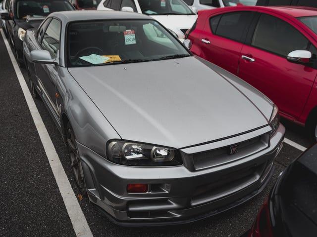 Inside Japan's Biggest Used Car Auction