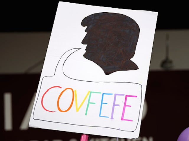 Yes America, There Is a 'Covfefe' Bill in the Works