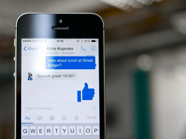 Facebook Messenger Akan Dilaporkan Biarkan Pemaju Membina Tentera Bots Chat