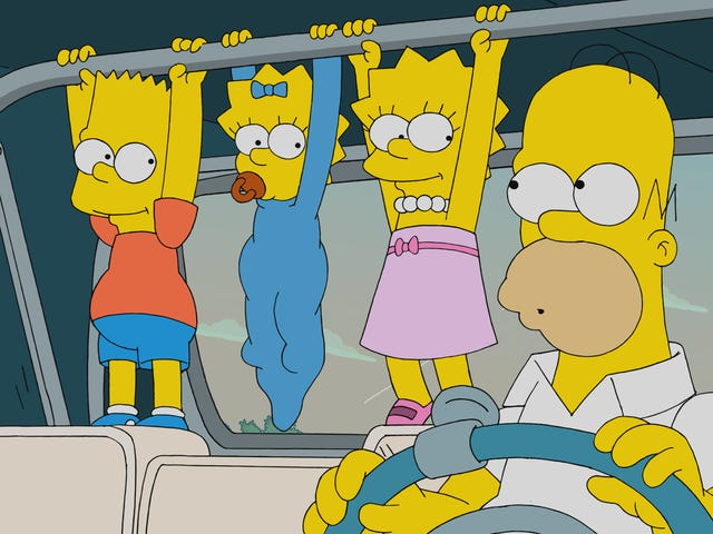 A disappointing Simpsons doesn't quite get under the skin of Jerk-Ass Homer