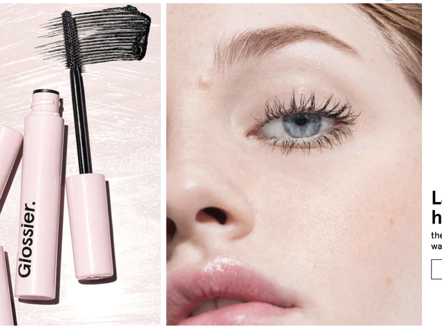 Glossier Wants To Be On Every Part of Your Face With This New Mascara
