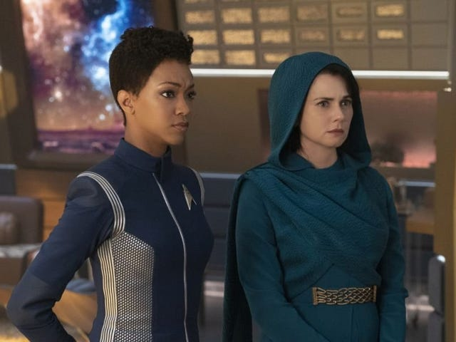 Star Trek: Discovery looks for something good in all its misdirections
