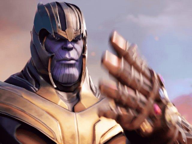 Ang lahat ng bagay ay may kasamang yugto ng pag-ibig sa bagong pagbubukas ng Avengers: Endgame en Fortnite