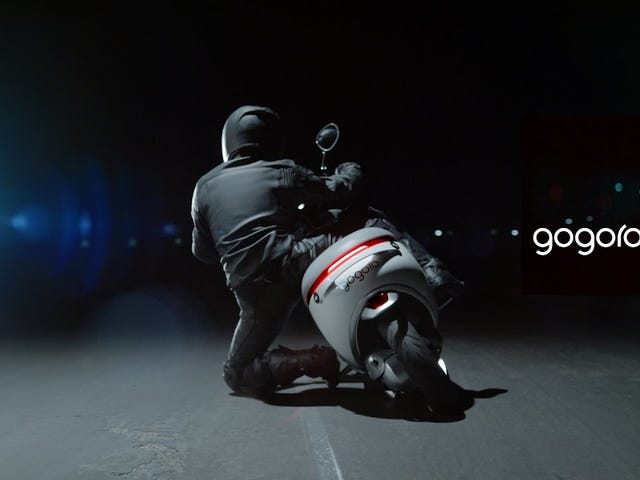 Gogoro scooters - coming to the US soon?