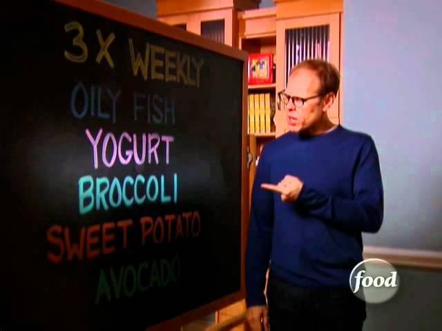 एल्टन ब्राउन की फोर लिस्ट विधि के साथ अपने आहार को सरल बनाएं