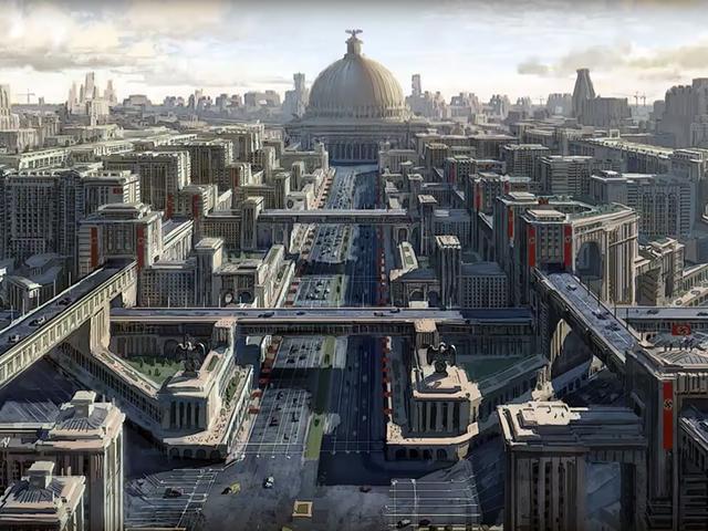 ¿Cuántas personas caben en los edificios más grandes del mundo?