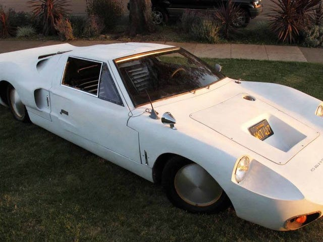At $6,500, Could This 1968 Bill Harrah Custom Corvair Be The Centaur Of Your World?