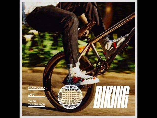 Frank Ocean -- 'Biking' (Feat. Jay Z & Tyler, The Creator)