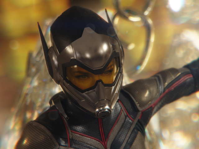 <i>Ant-Man and the Wasp</i>'s Director Dissects One of the Movie's Huge Fights