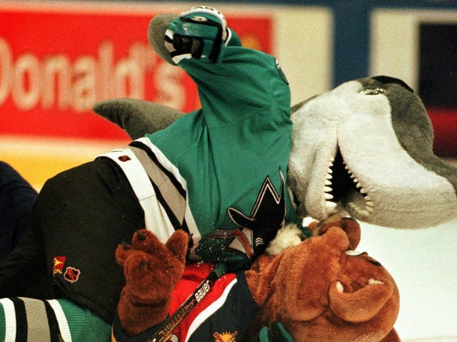 Counterpoint: A Little Scuffle Only Means The Sharks Are Ready To Shock The World