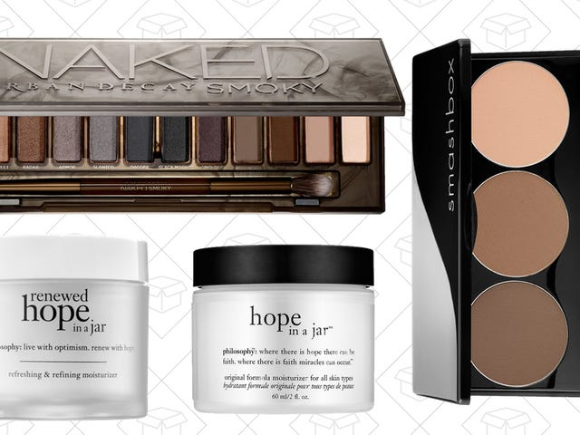 Urban Decay's Naked Smoky Palette for $27, and the Rest of Sephora's Weekly Wow Deals