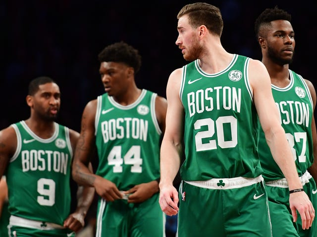 The Celtics Aren't Right