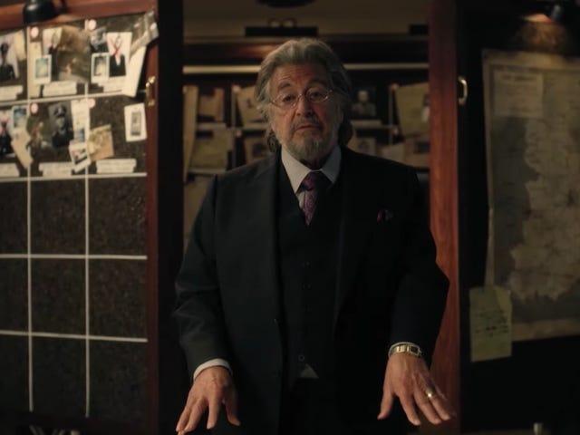 Watch Al Pacino Hunt 1970s Nazis, Courtesy of Jordan Peele