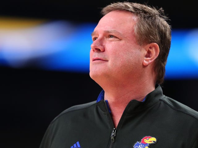 Text Messages Show Bill Self Working With Shady Adidas Consultant To Recruit Player