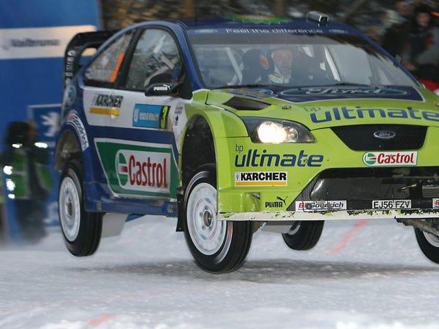 Fantasy WRC Προεπισκόπηση: Καλωσόρισμα Holm, Marcus