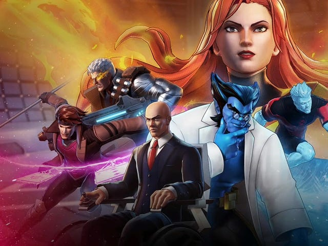 The X-Men Update Adds Friendly Competition To Marvel Ultimate Alliance 3