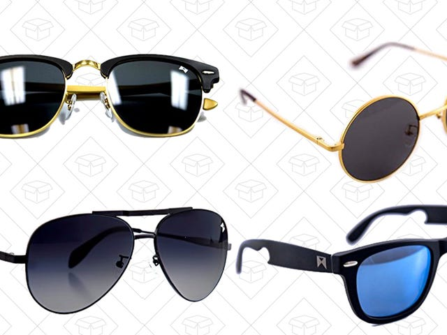 Add Some William Painter Sunglasses To Your Collection During This One-Day Sale