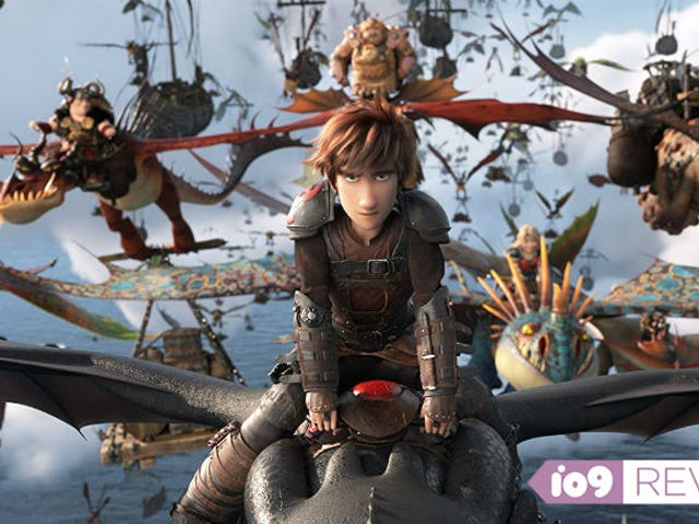 How to Train Your Dragon: The Hidden World Is More Rewarding as a Third Chapter Than a Standalone Story
