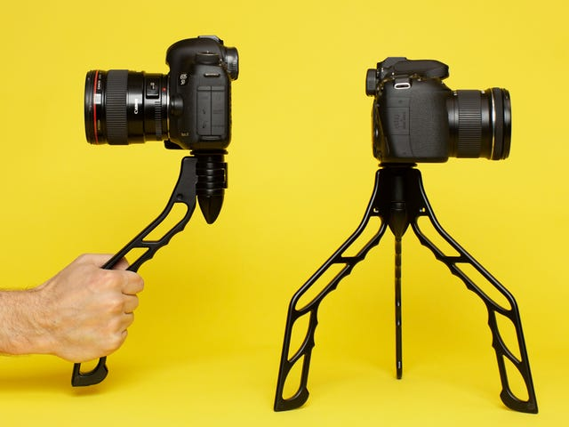 This Upcoming Handheld Tripod Makes Me Want to Throw Out My Gorillapod